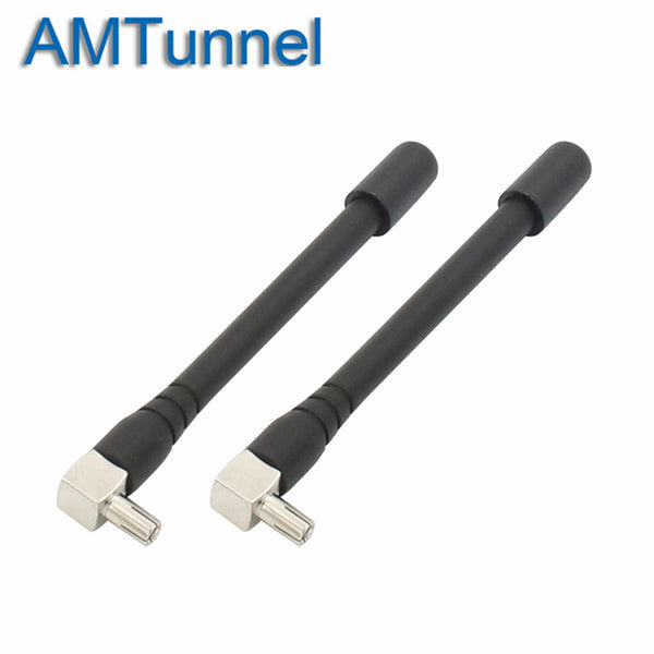 4G router external antenna TS9 connector 2pcs/pair Wifi antenna for Huawei E5573 E8372 for PCI Card USB Wireless Router