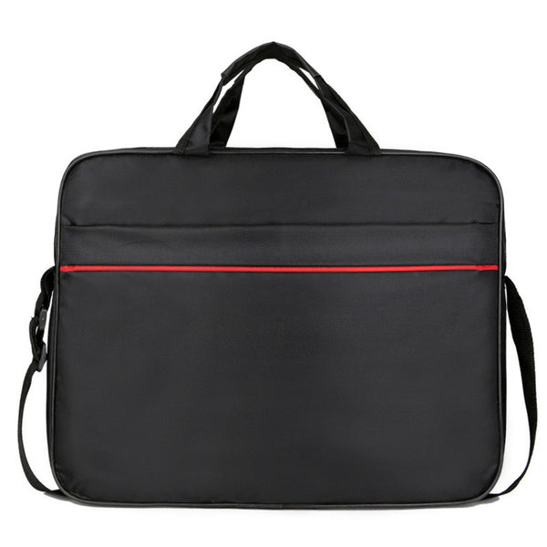New Business Office Bags Laptop Bags Portable Oxford Cloth Multifunction Waterproof Bags Briefcase 14 Inch Travel Shoulder Bag
