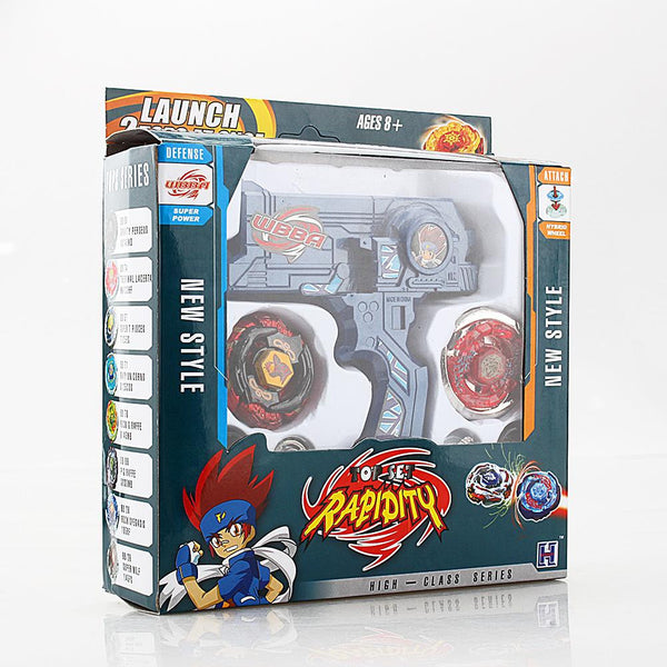 1 Set Metal Fusion Rotate Rapidity Fight Masters Toy Gift