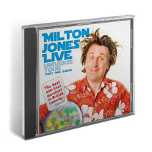 Milton Jones Live CD's