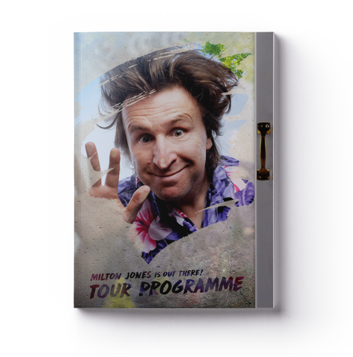 Milton Jones Tour Programme