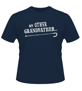Milton Jones | Grandfather T-Shirt