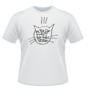 Stinky Cat T-Shirt