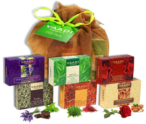 Assorted Soaps Gift Pack (450 gms)