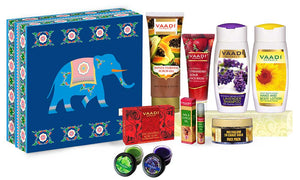Luxurious Beauty Herbal Gift Set (Royal Elephant) (565 gms)