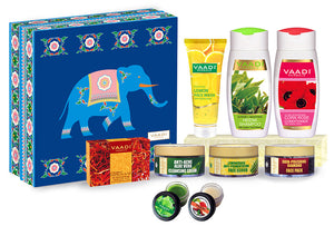 Majestic Essence Herbal Gift Set (Royal Elephant) (545 gms)
