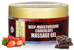 Deep-Moisturising Chocolate Massage Gel (50 gms)