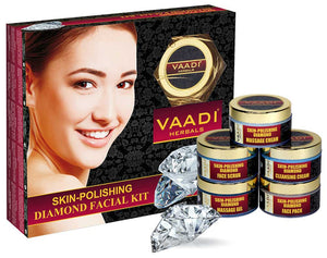 Skin-Polishing Diamond Facial Kit (270 gms)