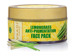 Lemongrass Anti-Pigmentation Face Pack (70 gms)