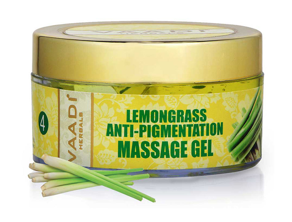 Lemongrass Anti-Pigmentation Massage Gel (50 gms)