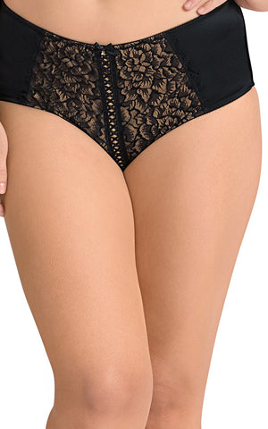 Modern Bloom Mid Rise Panty