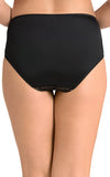 Laced Black | black-modern-bloom-mid-rise-panty-Y0011