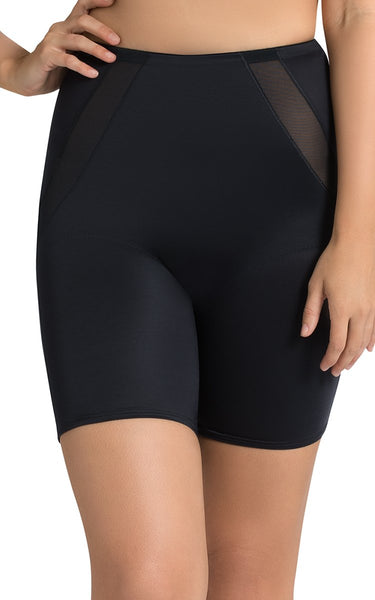 Black | black-thigh-shaper -S0002