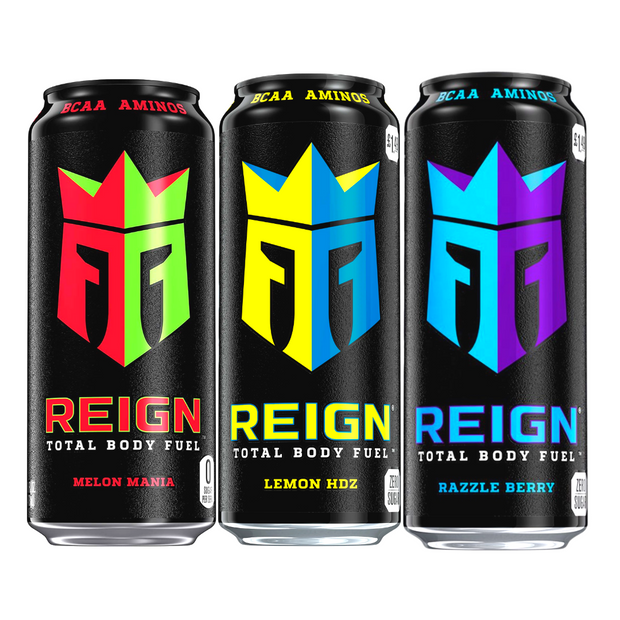 REIGN ENERGY DRINK ZERO SUGAR