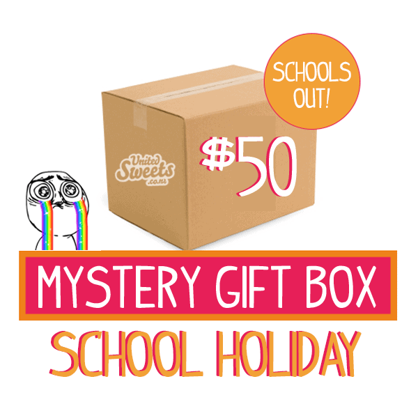 $50 SCHOOL HOLIDAY MYSTERY GIFT BOX