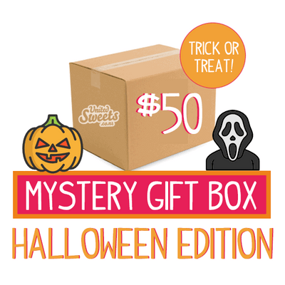 $50 HALLOWEEN EDITION MYSTERY GIFT BOX