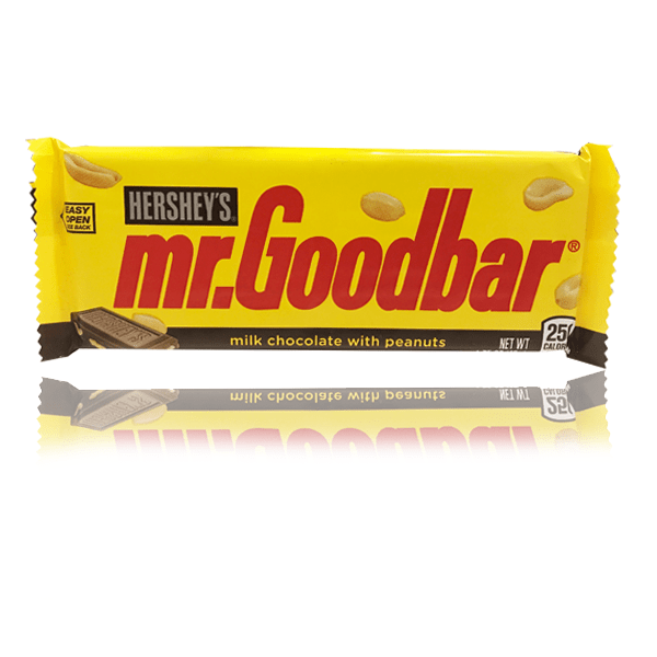 HERSHEY'S MR GOODBAR 49g