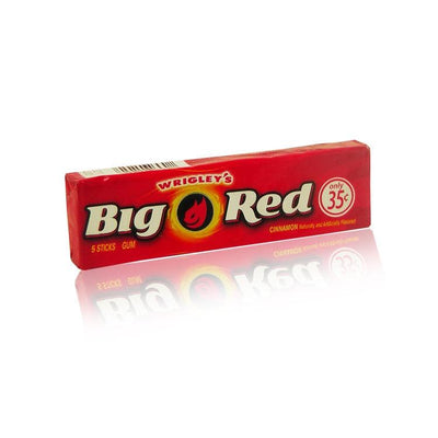 WRIGLEY'S BIG RED CHEWING GUM