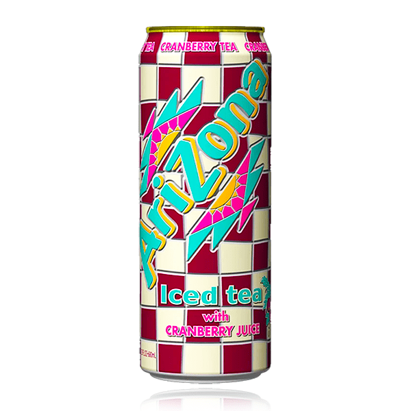 ARIZONA ICED TEA ASSORTED FLAVOURS 680ML CAN