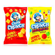 CAP'N CRUNCH SMALL POUCHES ASSORTED FLAVOURS