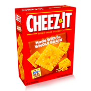 CHEEZ IT LARGE BOX ASSORTED FLAVOURS