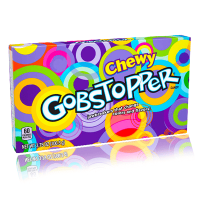 CHEWY GOBSTOPPER THEATRE BOX 106g