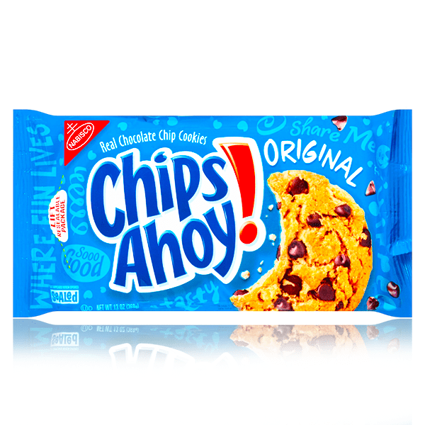 CHIPS AHOY ORIGINAL PACKET 368g