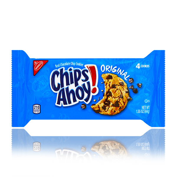 CHIPS AHOY ORIGINAL COOKIES 44G
