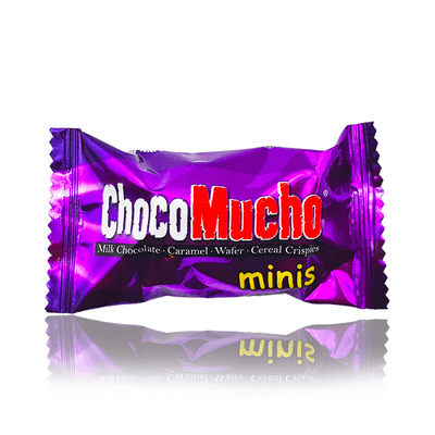 CHOCO MUCHO MILK CHOCOLATE MINI 8g