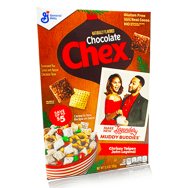 CHOCOLATE CHEX 362g