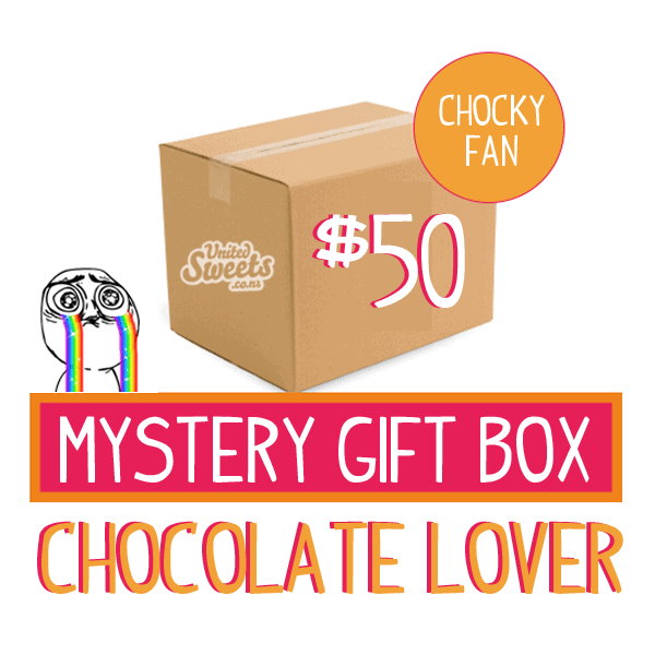 CHOCOLATE LOVERS MYSTERY GIFT BOXES