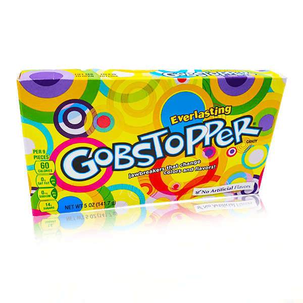 GOBSTOPPERS EVERLASTING THEATRE BOX