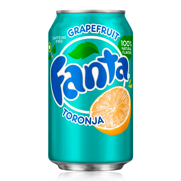 FANTA CAN ASSORTED FLAVOURS