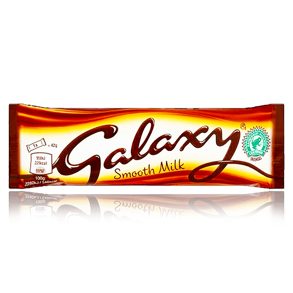 GALAXY MILK CHOCOLATE