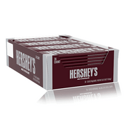 HERSHEY'S PLAIN MILK CHOCOLATE 43g 36 PACK