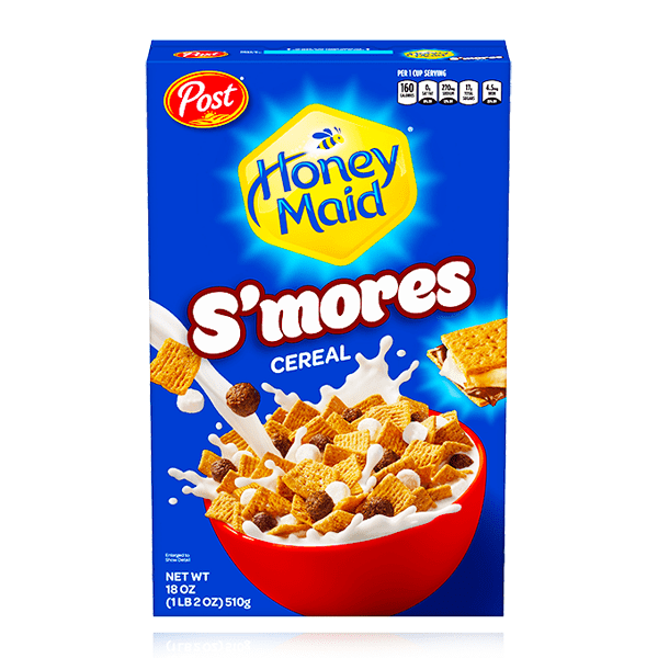 HONEY MAID S'MORES CEREAL 510g
