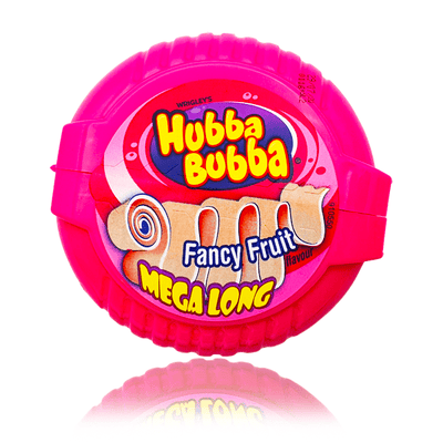 HUBBA BUBBA TAPE FANCY FRUIT 56G