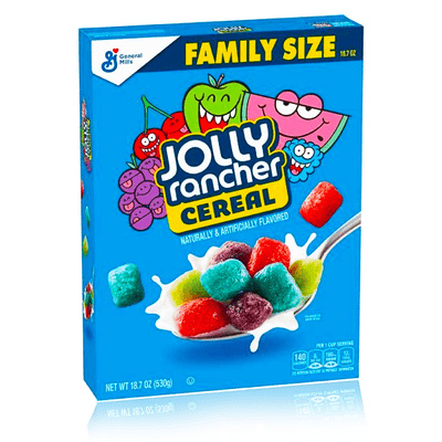 JOLLY RANCHER CEREAL 530g