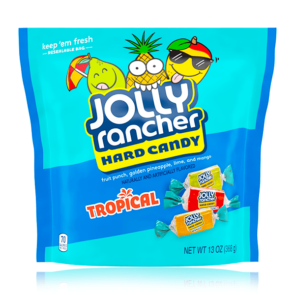 JOLLY RANCHER HARD CANDY LARGE BAGS