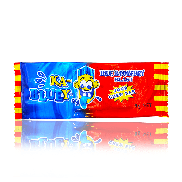 KA-BLUEY SOUR CHEW BAR