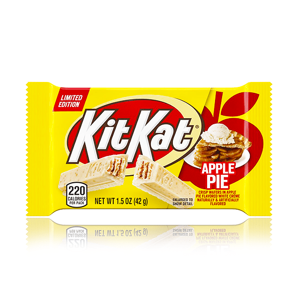 KITKAT APPLE PIE LIMITED EDITION 42G