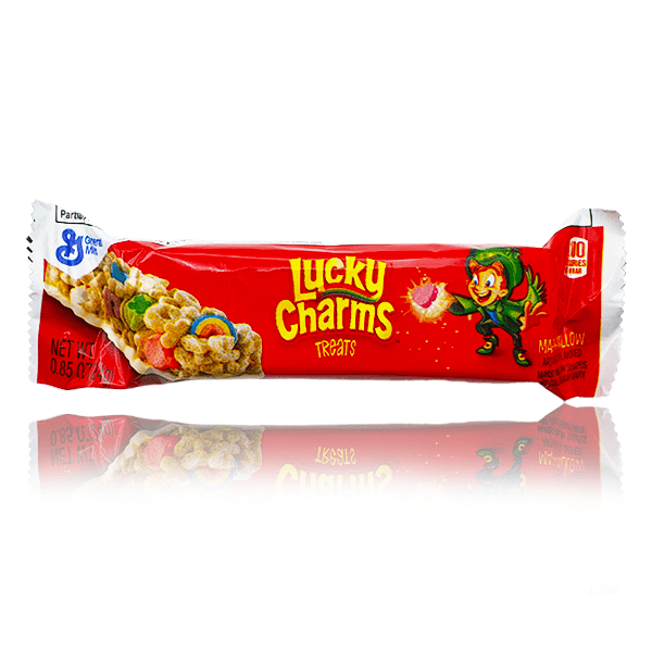 LUCKY CHARMS TREATS CEREAL BAR 24G