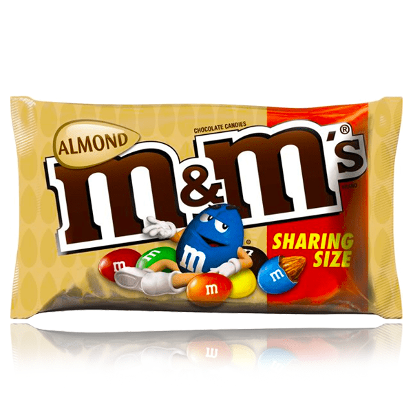 M&M'S ALMOND SHARE SIZE 80g