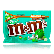 M&M'S SHARING SIZE BAGS ASSORTED FLAVOURS