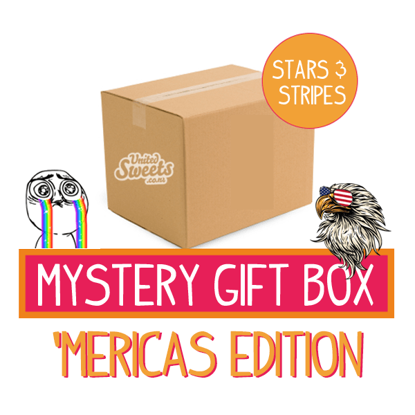 MERICA'S EDITION MYSTERY GIFT BOXES