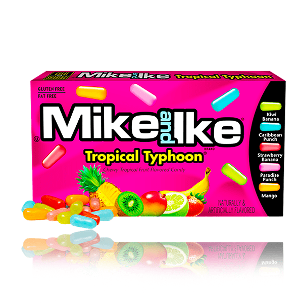 MIKE & IKE TROPICAL TYPHOON THEATRE BOX