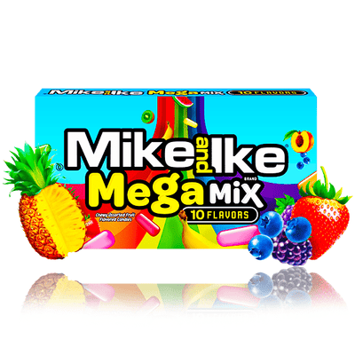MIKE & IKE MEGA MIX THEATRE BOX 141g