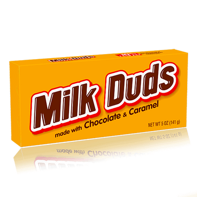 MILK DUDS THEATRE BOX 141g