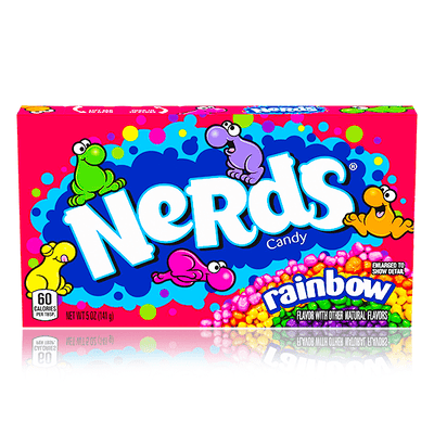 RAINBOW NERDS THEATRE BOX 141g