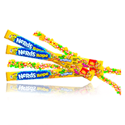 NERDS ROPE TROPICAL SOFT & CHEWY 26G 24 PACK
